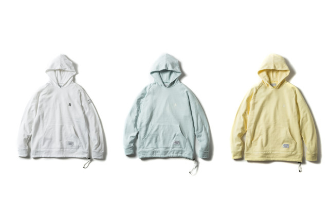RR18-1-T01・CHAMP HOODED