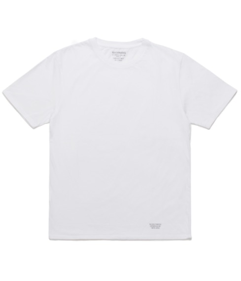GP-002-BLANKLINE TYPE-A & TYPE-B : CLASSIC 2PACK CREW NECK TEE-2