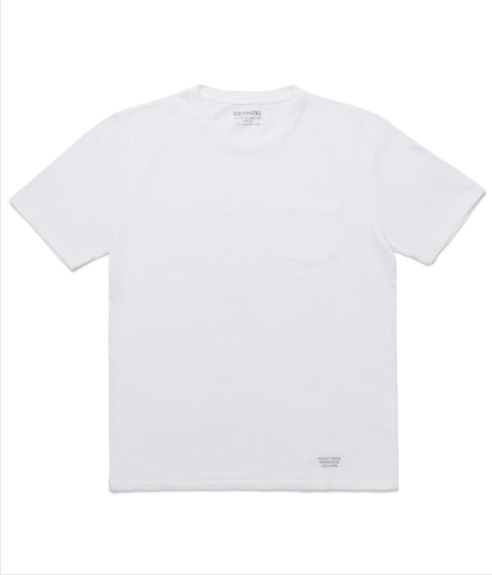 GP-002-BLANKLINE TYPE-A & TYPE-B : CLASSIC 2PACK CREW NECK TEE-3