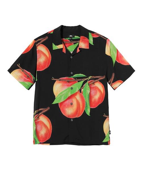 Peach Pattern Shirt2