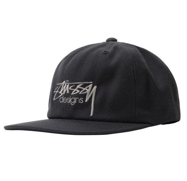STUSSY : STUSSY DESIGNS CAP